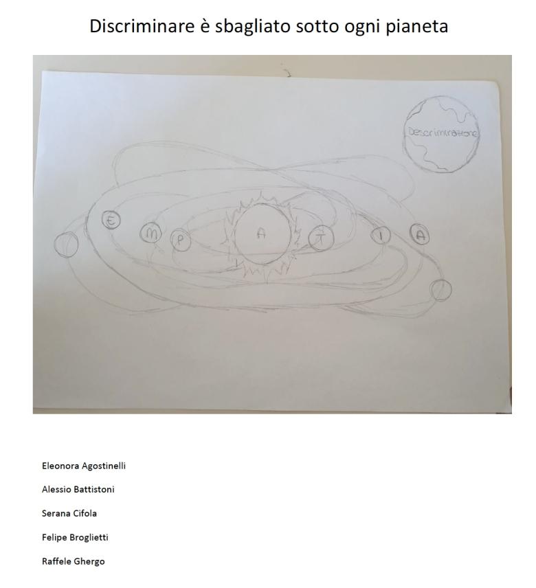 lavoro di gruppo serena alessio eleonora raffaele felipe